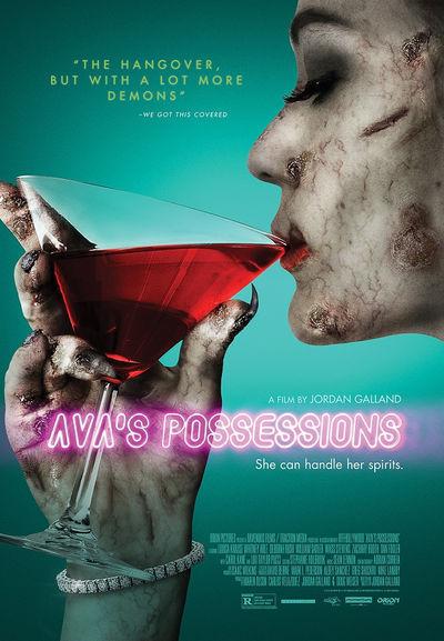 Ava's Possessions 2016