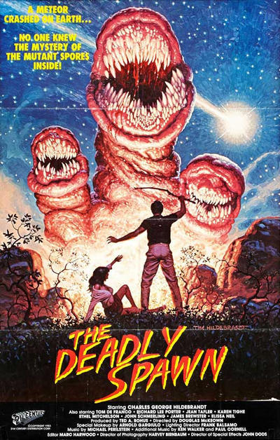 PELICULAS DE TERROR - The Deadly Spawn