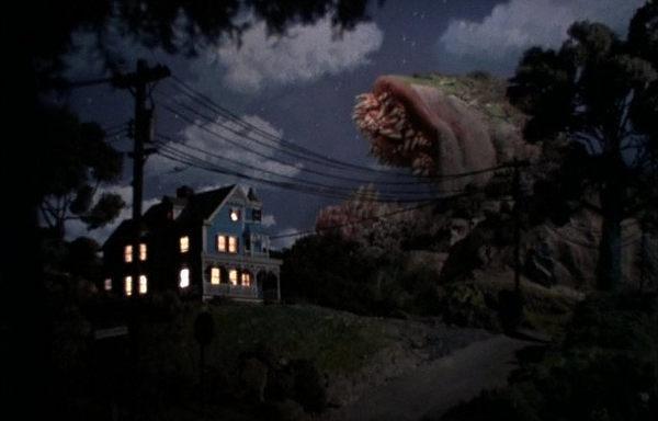 Peliculas de terror - The Deadly Spawn 1983