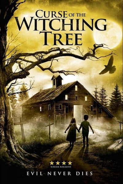Pelicula Curse of the Witching tree