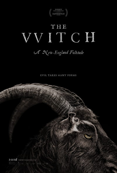 Pelicula The Witch 2016