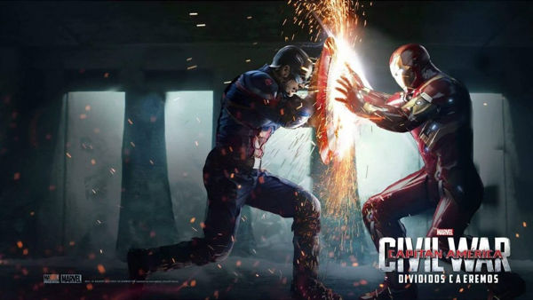 PELICULA CAPITAN AMERICA CIVIL WAR