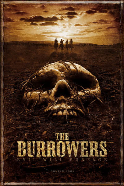 pelicula the burrowers 2008
