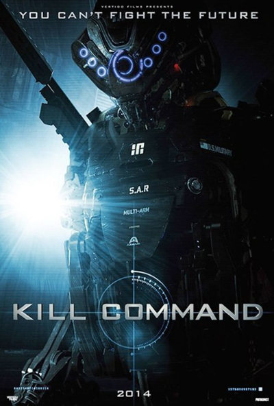 Peliculas de terror - Kill Command
