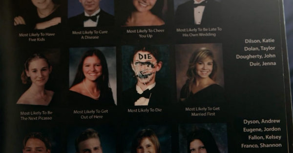 MOST LIKELY TO DIE 2016