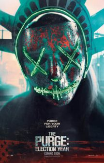 The Purge 3 – Election Year (2016)