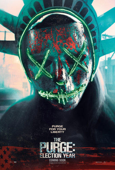 pelicula The Purge Election year