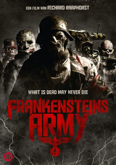 Frankenstein Army (2013)