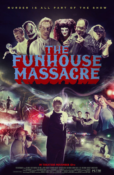 The Funhouse Massacre (2016)