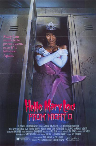 Prom Night 2 (1987)