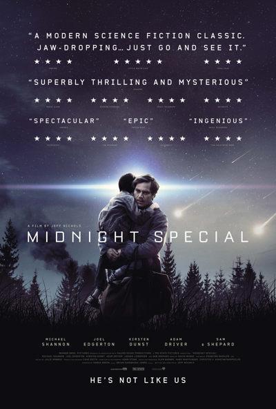 Peliculas Midnight Special 2016