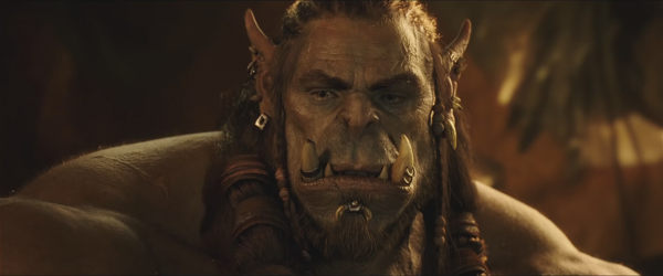 Pelicula Warcraft