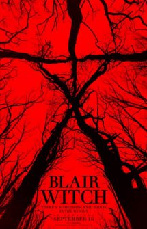 BLAIR WITCH (2016) [Adelanto]
