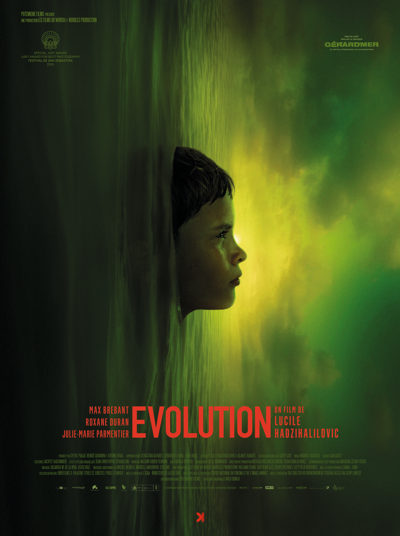Pelicula EVOLUTION