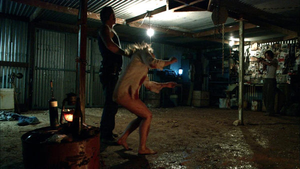 Pelicula WOLF CREEK 2005