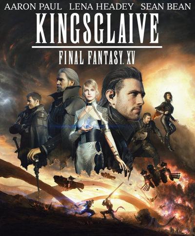pelicula Final Fantasy XV