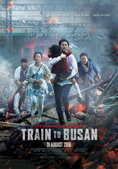 Train to Busan - Tren a Busan