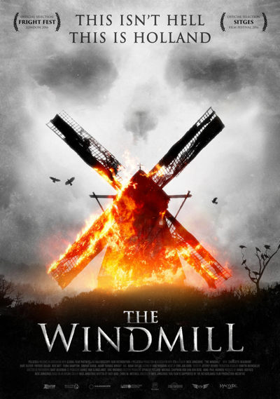 pelicula The Windmill Massacre