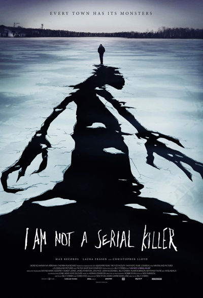 I AM NOT A SERIAL KILLER 2016