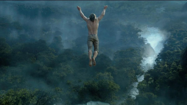 PELICULA The Legend of Tarzan