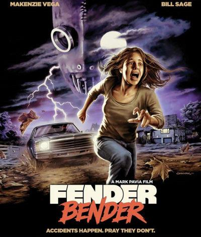PELICULA FENDER BENDER