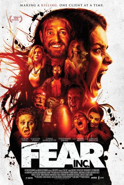 PELICULA DE TERROR FEAR INC