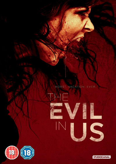 PELICULA The Evil in Us