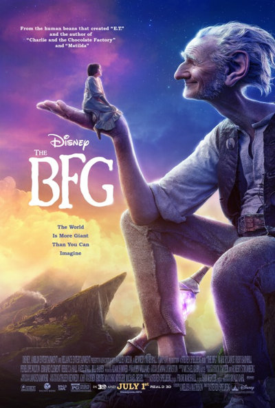 PELICULA THE BFG
