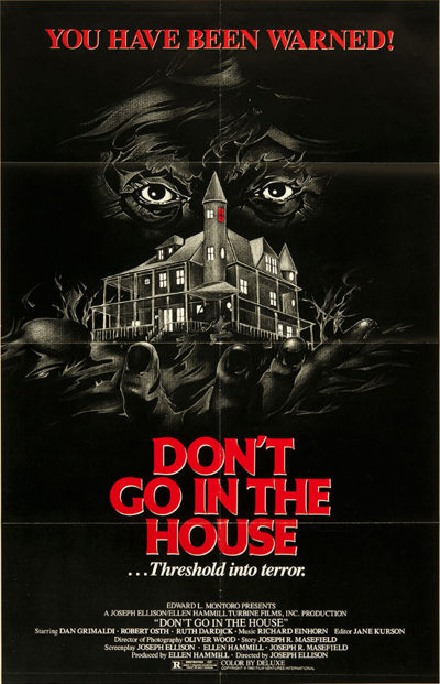 PELICULA Dont Go in the House