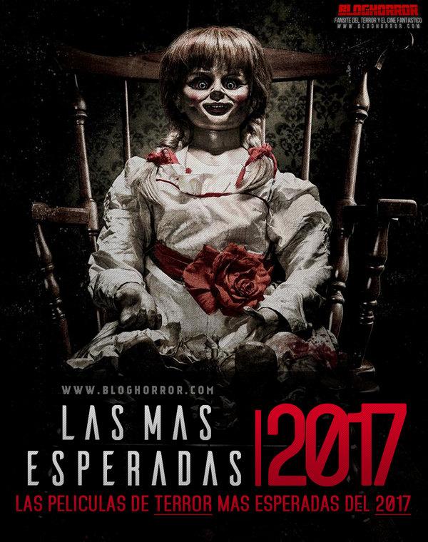 PELICULAS DE TERROR 2017 | Las Mas Esperadas |
