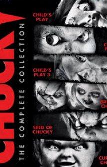 CHUCKY – La Saga Completa