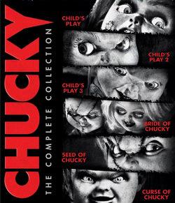 CHUCKY - La Saga Completa