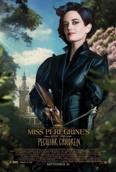 Miss Peregrine y los niños peculiares 2016