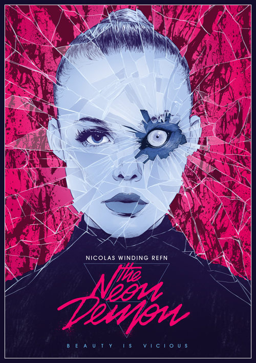 pelicula de terror THE NEON DEMON