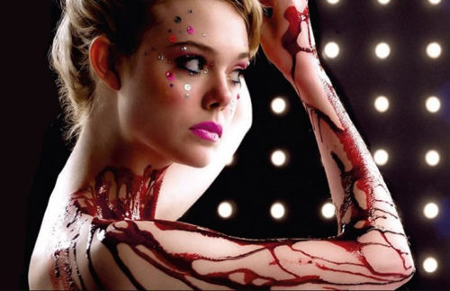 pelicula THE NEON DEMON