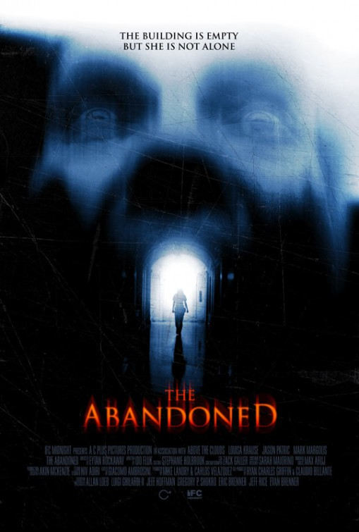 pelicula THE ABANDONED