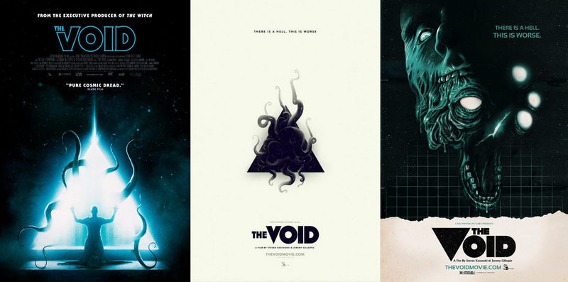 PELICULA - THE VOID 2017