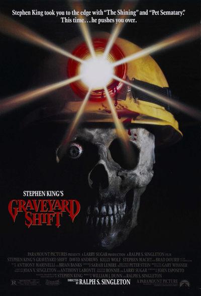 PELICULA GRAVEYARD SHIFT 1990