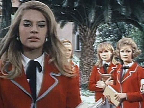 Hasta el viento tiene miedo 1968