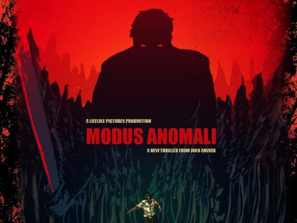 MODUS ANOMALI
