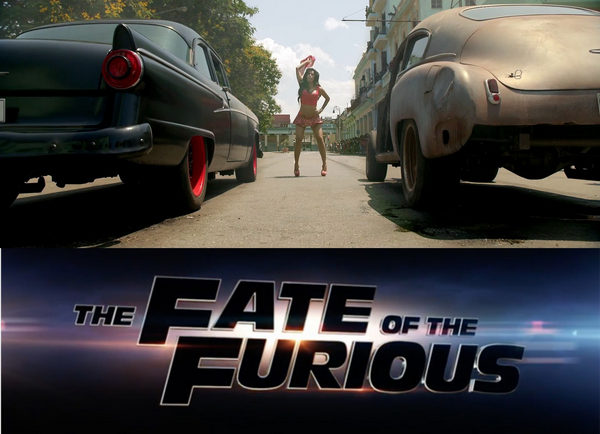 Rapido y Furioso 8 - The Fate of the Furious