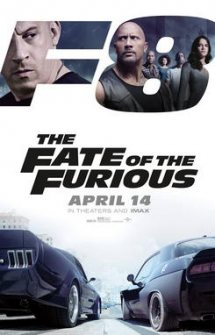 Rapido y Furioso 8 – The Fate of the Furious (2017)