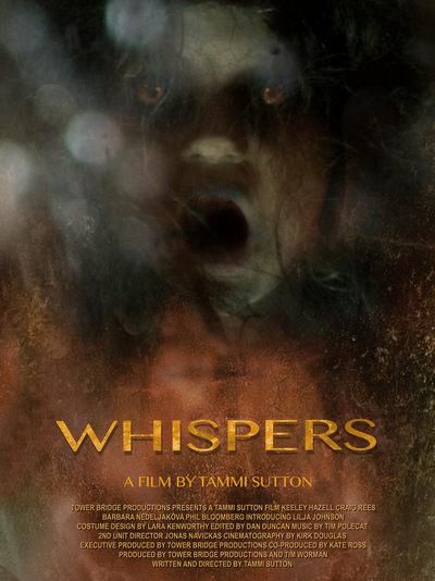 Whispers - peliculas de terror