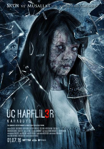 Harfliler 3 - peliculas de terror