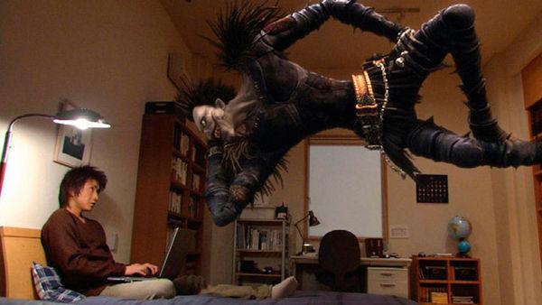 Death Note - peliculas de terror