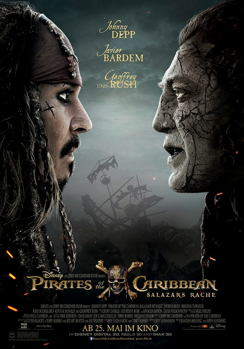 Pirates of the Caribbean Dead Men Tell No Tales 6