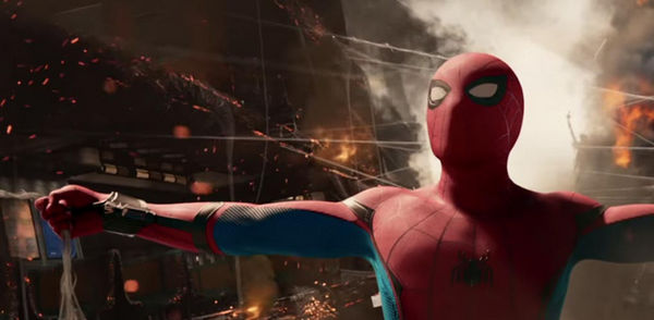 SpiderMan Homecoming 2017