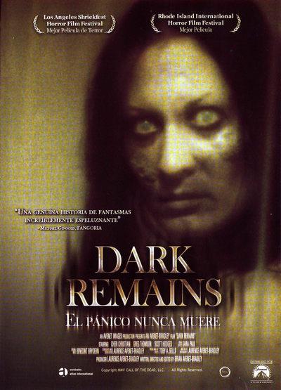 Dark Remains - Peliculas de terror
