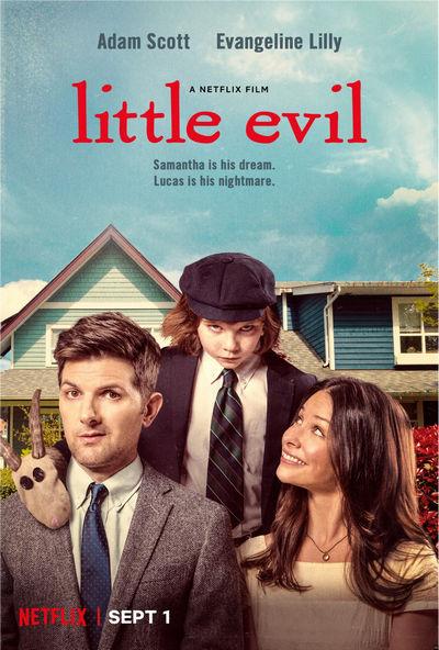 Little Evil - Peliculas de terror
