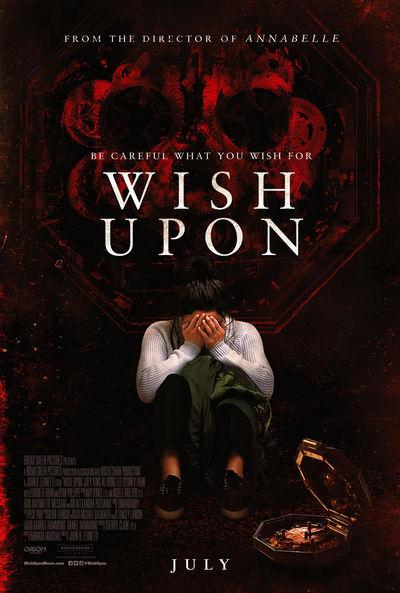 Wish Upon - Peliculas de Terror 2017